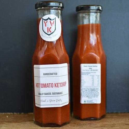 Hot Tomato Ketchup