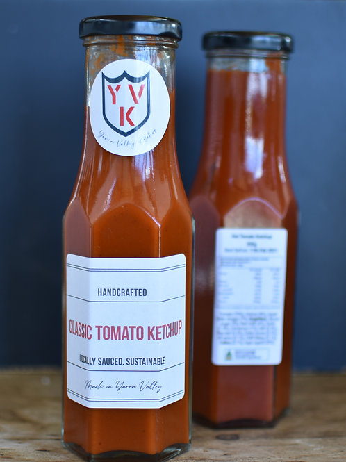 Classic Tomato Ketchup