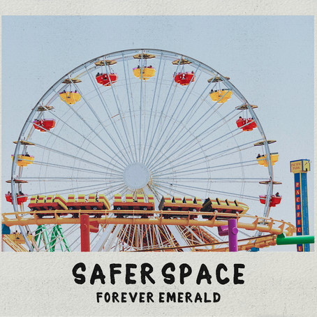 Our debut EP 'Safer Space' is out now on all streaming platforms!