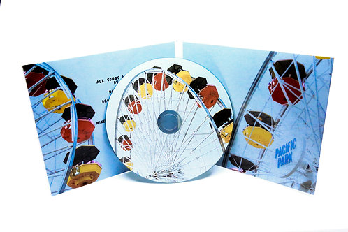 'Safer Space' CD