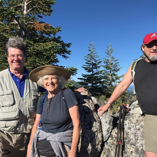 Climbing Mt. Ashland