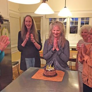 Kathy's Birthday Prayer
