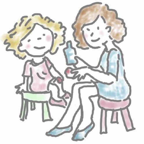 Taller de Primeros Auxilios y Urgencias en niños