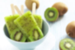Fruit lollies