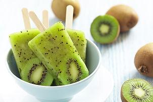 Kiwi Popsicles