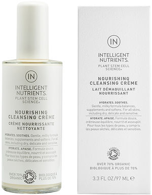 intelligent nutrients nourishing cleansing creme