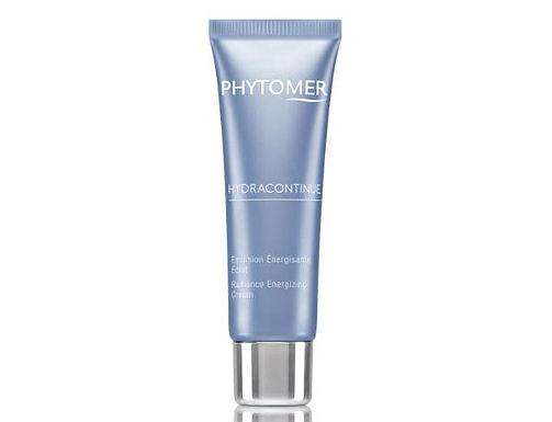 phytomer hydracontinue radiance energizing cream