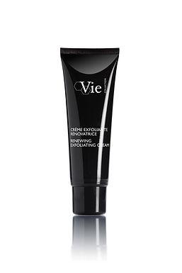 vie collection renewing exfoliating cream