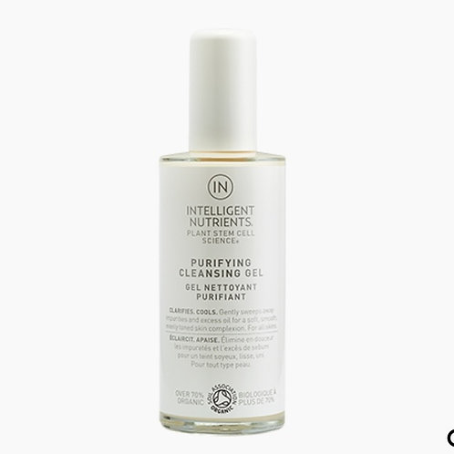 intelligent nutrients purifying cleansing gel