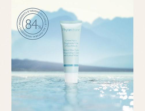 phytoceane radiant glow hydra oxygenating cream w/iceland water