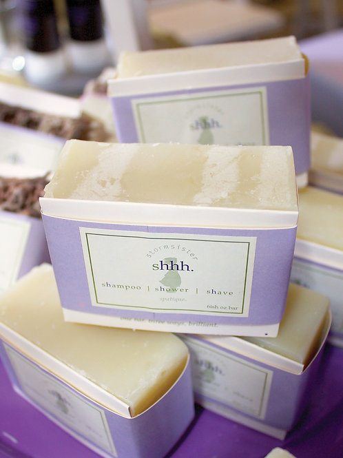 shhh. - lavender - 6 oz