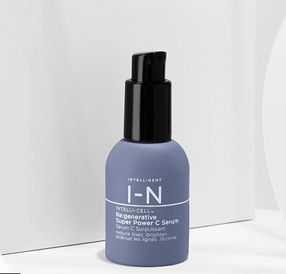 intelligent I-N re:generative super power c serum