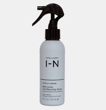 intelligent I-N bell-curve curl reviving spray