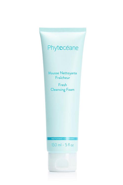 phytoceane fresh cleansing foam