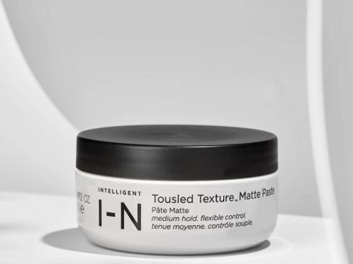 intelligent I-N tousled texture matte paste