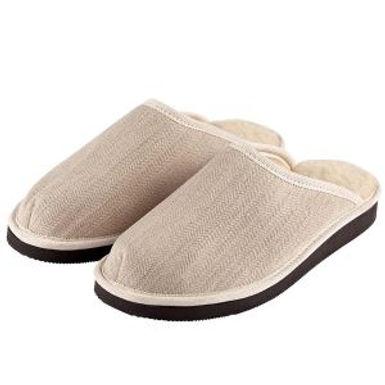 hemp spa slippers