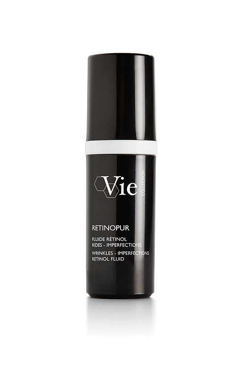 vie collection retinopur wrinkles-imperfections retinol fluid