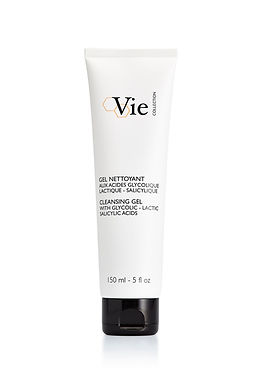 vie collection cleansing gel