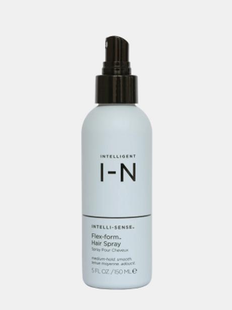 intelligent I-N flex-form hair spray