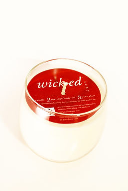 wicked sexy candle