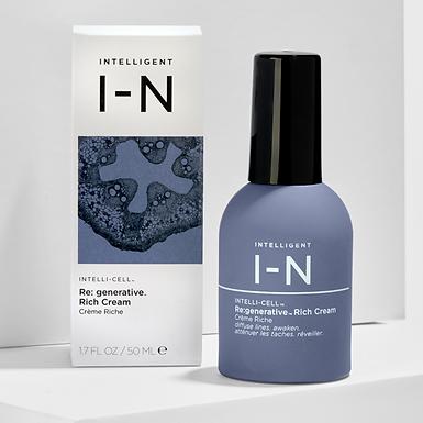 intelligent I-N re:generative rich cream
