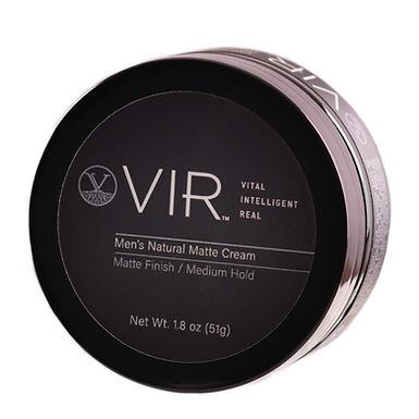 VIR - men's natural matte cream