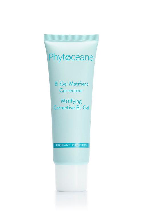 phytoceane matifying corrective bi-gel