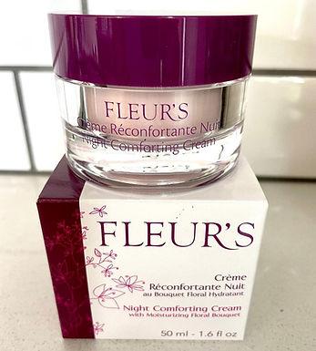fleur's night comforting cream
