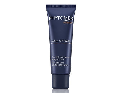 phytomer homme face and eyes soothing moisturizer