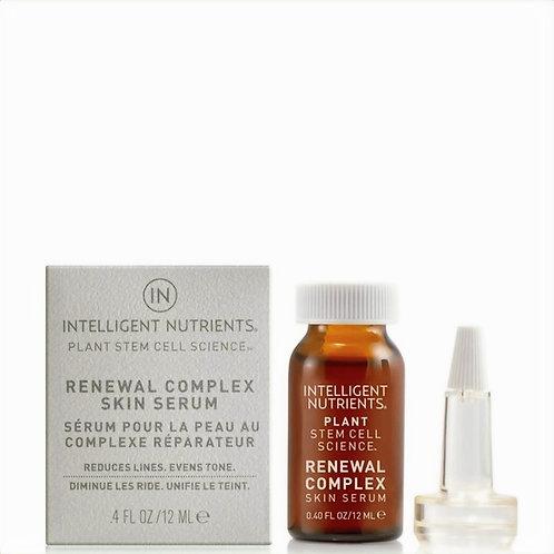intelligent nutrients renewal complex skin serum