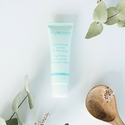 phytoceane age solution firming cream w/organic wakame