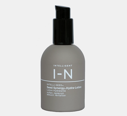 intelligent I-N seed synergy hydra-lotion
