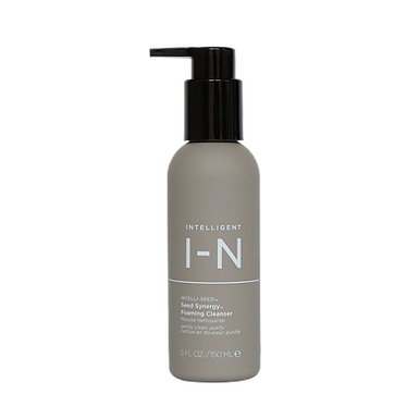 intelligent I-N seed synergy foaming cleanser
