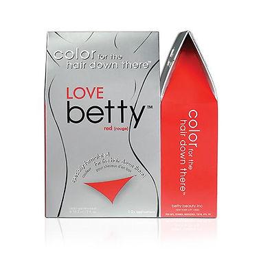 betty beauty love betty