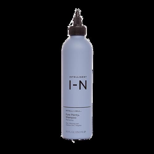 intelligent I-N pure plenty shampoo