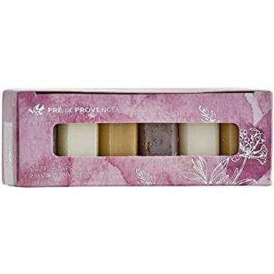 pre de provence guest soap gift set of 6