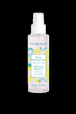 phytoceane moisturizing body mist w/organic coconut water