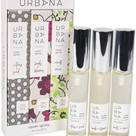 urbana room spray trio