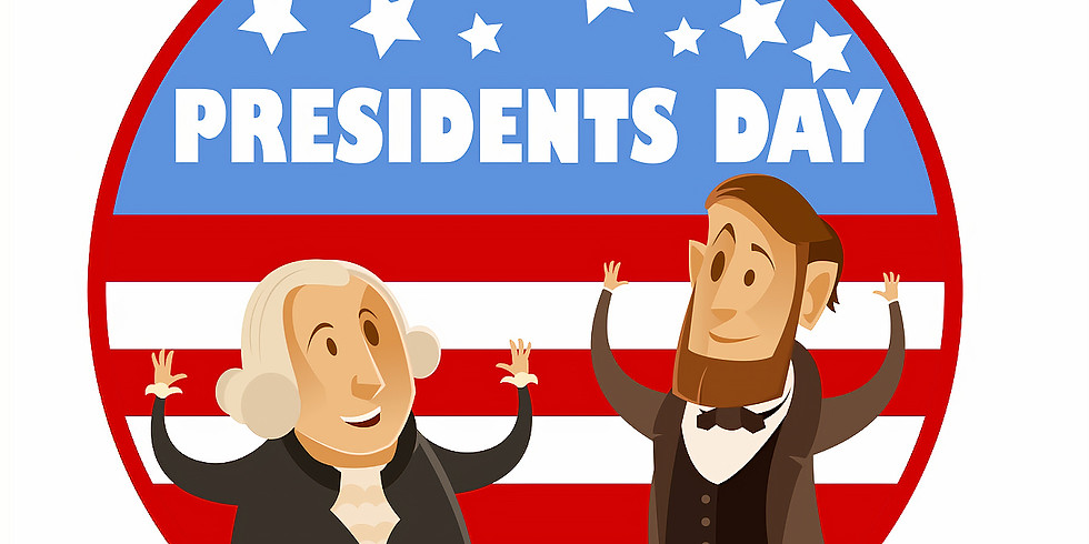 President's Day - No School