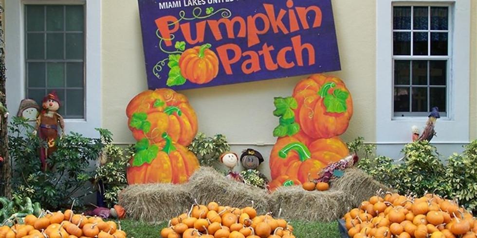 Pumpkin Patch Field Trip (Pre-K through 4th Grade)
