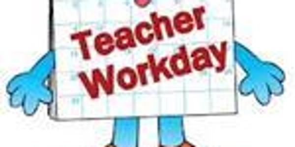 Teacher Planning Day - No School
