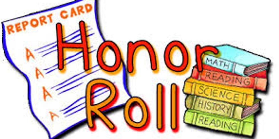 Second Quarter Honor Roll Breakfast