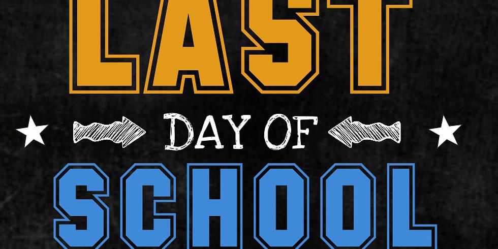Last Day of School & Early Dismissal