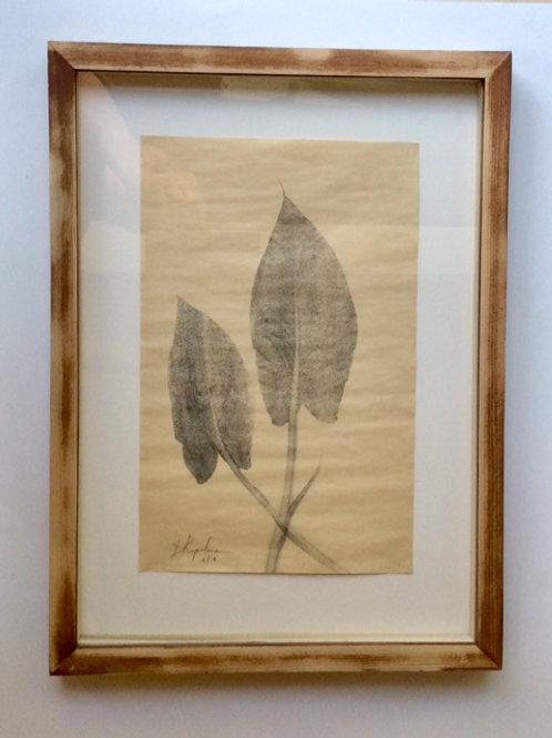 Hand made prints - Visual Haiku series