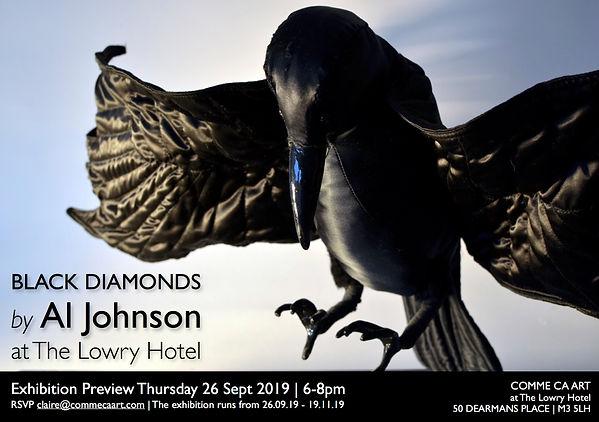 AL JOHNSON - INVITATION - THURS 26.09.19