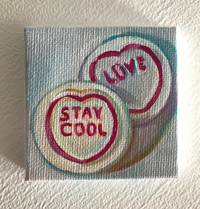 STAY COOL | LOVE