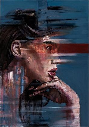 Stefanie Trow - VEIL - Limited Edition print