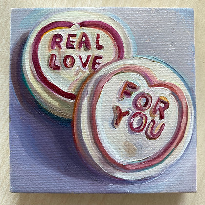 REAL LOVE | FOR YOU