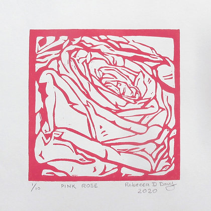 PINK ROSE - LIMITED EDTION