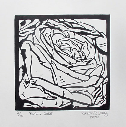 BLACK ROSE - LIMITED EDITION